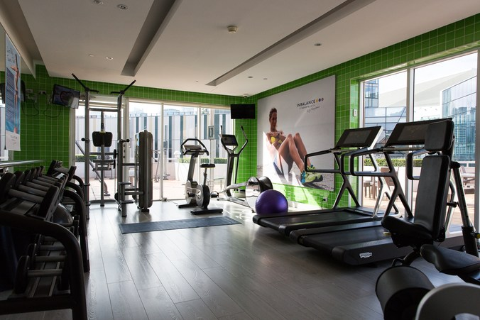 Ibis Darling Harbour - Gym